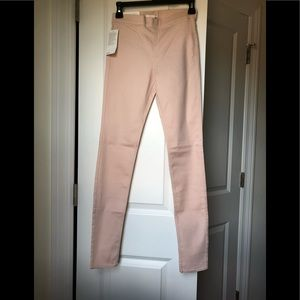 H&M pink super stretch skinny pants